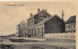 Eernegem    De Statie Station            Scan 7873 - Ichtegem