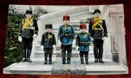 CONSTANTINOPLE, LES PRINCES IMPERIAUX, SIN CIRCULAR, Nº 100/4422 - Turquia