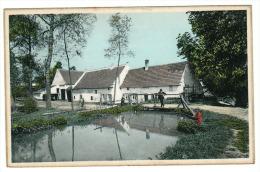 (J524) - Huldenberg - De Watermolen / Le Moulin  / Uitgever ; Alphonse Vanwayenbergh, Huldenberg - Huldenberg