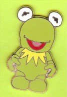 Pin Disney Muppets Vinylmation Kermit - 7H23 - Disney