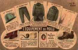 A H Katz 2090 - L'équipement Du Poilu - Humoristiques