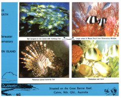 (PH 616) Australia  - QLD - Great Barrier Reef - Great Barrier Reef