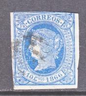 SPANISH  COLONY   UBA  24   (o) - Cuba (1874-1898)
