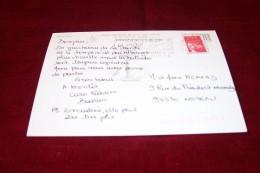 TIMBRE OBLITERATION FLAMME° CHAMPIONAT DU MONDE JEUNES MASTERS 1998   ° LE 20 07 1998 - Marcophilie (Lettres)