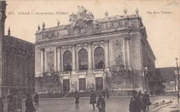 Cp , 59 , LILLE , Le Nouveau Théâtre - Lille
