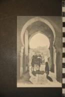 MAROC----TANGER --- Bab-el-Marshan ---14 LL---belle Animation - Tanger