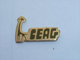 Pin's GIRAFE CEAG - Animaux