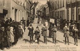 BELGIQUE - FLANDRE OCCIDENTALE - Procession De Furnes - Boetprocessie Van Veurne (10 Cartes Toutes Scannées Recto Verso) - Postkaarten