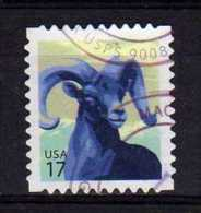 USA - 2007 - Wildlife/Bighorn Sheep (2nd Issue) - Used - Etats-Unis