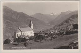 VS EISCHALL Ungebraucht Mit Rhonetal Foto A. Jullien #8161 - VS Valais
