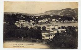 CP , 06 , CAP FERRAT , Saint-Jean-sur-Mer - Saint-Jean-Cap-Ferrat