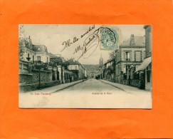 SAINT LEU LA FORET / TAVERNY   1905    AVENUE DE LA GARE     CIRC OUI - Saint Leu La Foret