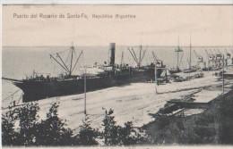 PORTE DE ROSARIO DE SANTA FE - Argentina