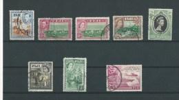 Fidji: 1 Lot De 8 Timbres Oblit  (+ De 20€ De Cote) - Fidji (1970-...)