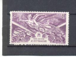AOF - PA N° 4 Neuf * - A.O.F. (1934-1959)