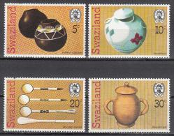 Swaziland    Scott No. 303-6    Mnh    Year  1978 - Swaziland (1968-...)