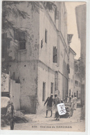 CPA - Zanzibar - Une Rue - Postkaarten