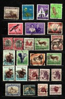 Lot - 25 Stamps Suid Africa,South Africa,used - Vrac (max 999 Timbres)