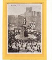 UKRAINE / KHARKOV / CELEBRITES / Le Monument De Taras Chevtchenko à Kharkoff. Les Premiers Jours De L'inauguration - Ukraine