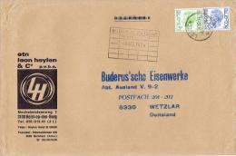 Belgien / Belgium - Brief Echt Gelaufen / Cover Used (t538) - Belgien
