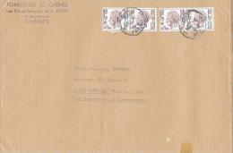 Belgien / Belgium - Brief Echt Gelaufen / Cover Used (t541) - Belgien