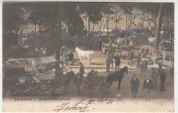 Torhout - Thourout - Sint-Pietersfeeste - Zeer Geanimeerd - Ingekleurde Kaart - 1911 - Torhout