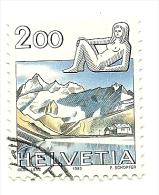 1983 - Svizzera 1193 Ordinaria C3391, - Gebraucht