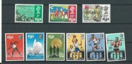 Fidji: 256/ 261 + 299/ 301 ** - Fidji (1970-...)