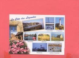 REGION BRETAGNE, Cote Des Légendes - Bretagne