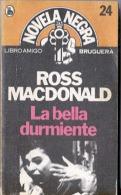 """LIBRO Nº 24 """"LA BELLA DURMIENTE"""" DE ROSS MACDONALD-TRAD. AURORA MERLO- EDIT. BRUGUERA- AÑO 1981-PAG. 315-GECKO. - Ontwikkeling"""