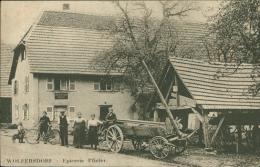 68 WOLFERSDORF / Epicerie Pfister / - Autres Communes