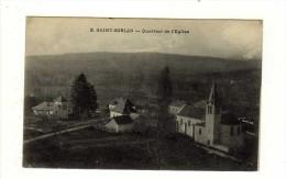 Cpa N° 3 SAINT SORLIN Quartier De L' Eglise - Ohne Zuordnung