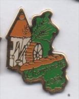 Ville D' Auberive , Moulin Lorin , Champanette , Marne - Steden