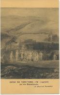 Siege De York - Town 1781  Virginia By Van Blarenberghe 1784 Né A Lille Nord France - Etats-Unis