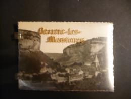 39 - BEAUME-LES-MESSIEURS - Petit Carnet De 10 Petites Vues - - Baume-les-Messieurs