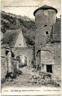 Vr 167 Carte Postale Baume  Les Messieurs  Le Vieux Baume - Baume-les-Messieurs
