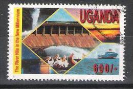 Oeganda Y/T 1890 (0) - Ouganda (1962-...)