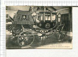 CARROSSE  Servant Aux Réceptions Des  Souverains Etrangers -  VERSAILLES  - Musée Des Voitures - Taxi & Carrozzelle