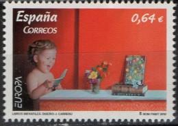 PIA -  SPAGNA - 2010 : Europa  (YV  4210) - Europa-CEPT