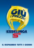 PROMOCARD N°  8748/B   ESSELUNGA CON MAGNETE PER GADGET - Advertising