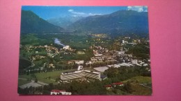 Ivrea (To) - Imbocco Valle D' Aosta Dall' Aereo - Italie