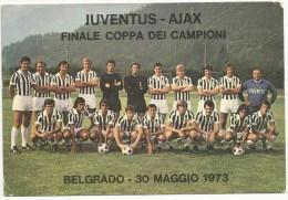 Foto JUVENTUS 1973 - Fútbol
