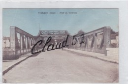 VIERZON (18) Pont De Toulouse (animé) - Vierzon