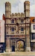 SALMON ART CARD - HOWARD - 2717 - CHRISTCHURCH GATE, CANTERBURY - Canterbury