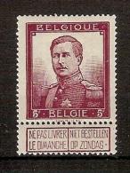 Nr. 122 * MH En In Zéér Goede Staat ! Inzet Aan 15 Euro ! - 1912 Pellens