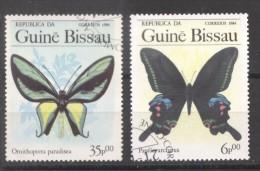 Guinee Bissau 1984 Butterflies, Used G.314 - Guinea-Bissau