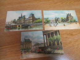 Carte Postale Postcard Frank Will Paris - Other Illustrators