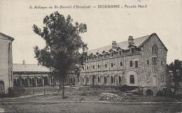 81  -  DOURGNE    -   Abbaye De St - Benoit D´Encalcat   -   Façade Nord - Dourgne