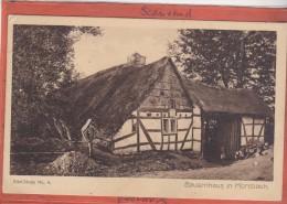 SL161  Morsbach Kr.Schleiden  Bei Gemünd,   Eifel-Studie Nr, 4 - Schleiden
