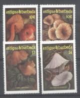 Antigua & Barbuda 1986 Mushrooms, MNH G.364 - Antigua And Barbuda (1981-...)